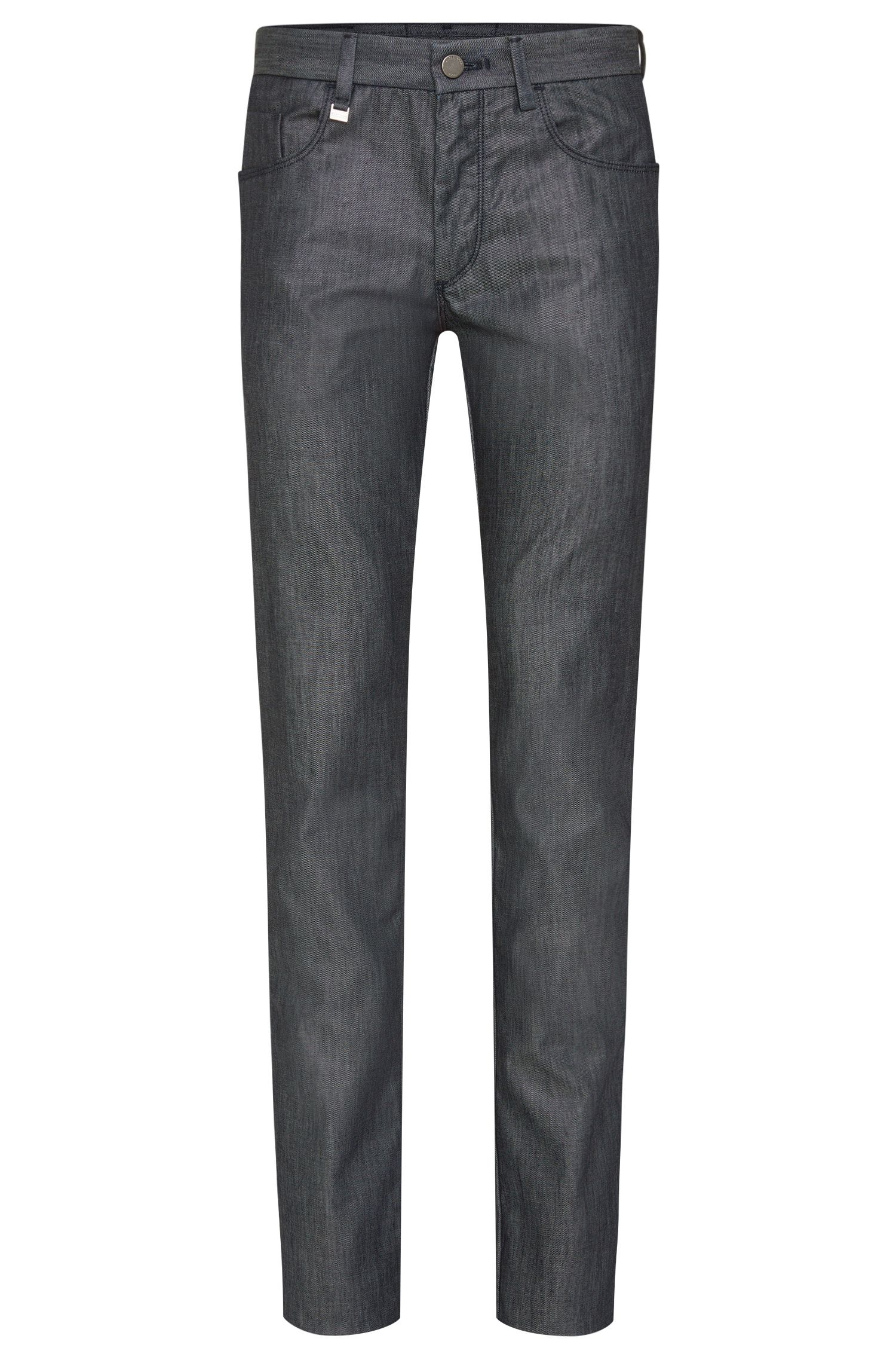 Regular-Fit Jeans aus Stretch-Baumwolle: 'T-Lincoln1'