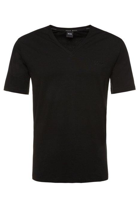 Photos À Vendre HUGO BOSS T-shirt Regular Fit en coton extensible mélangé : ? Shit VN ? Vente Pas Cher En France Boutique En Ligne Jeu 100% Garanti ycd9Aqe1J