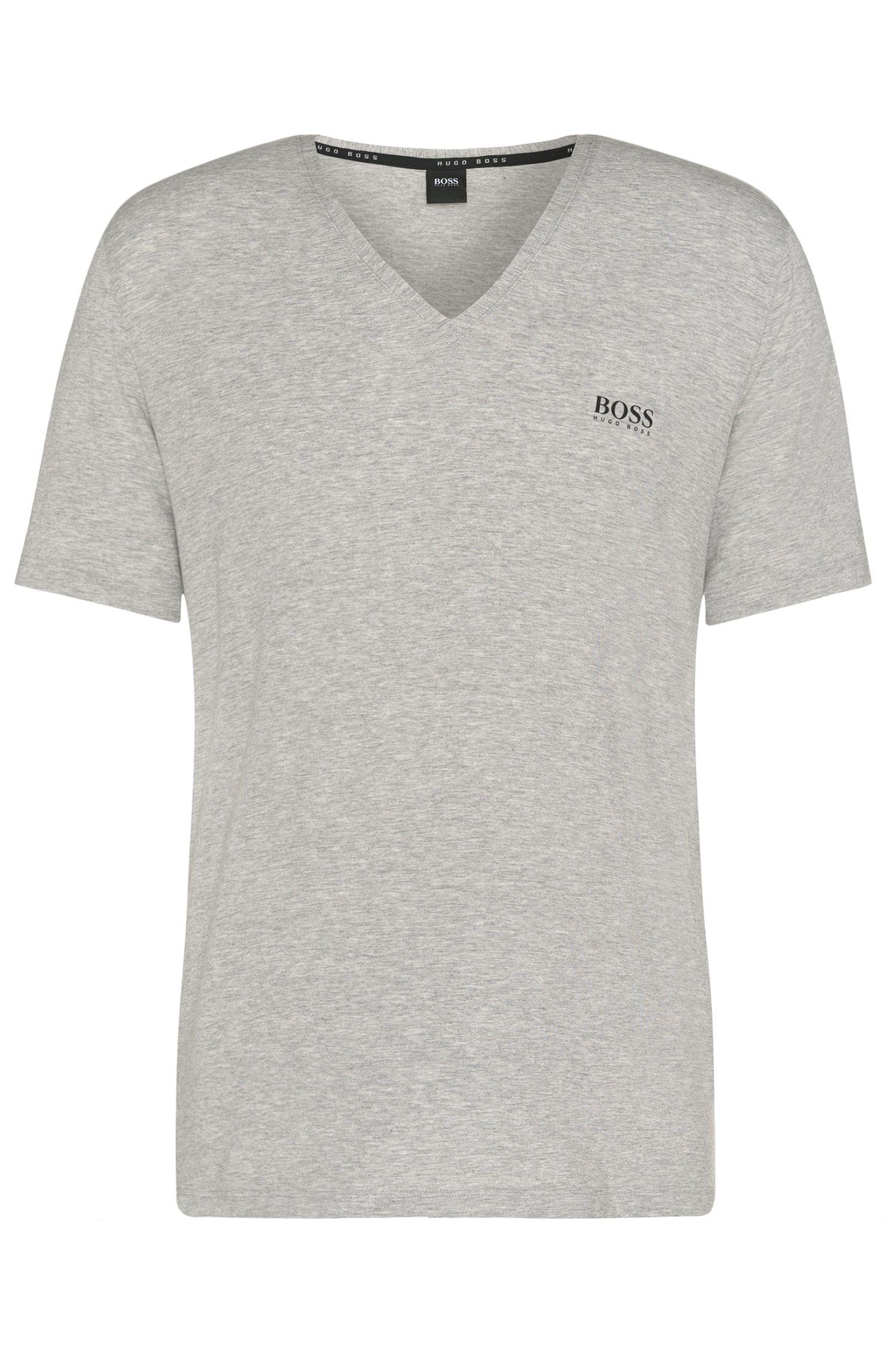 T-shirt Regular Fit en modal stretch: «ShirtVN»