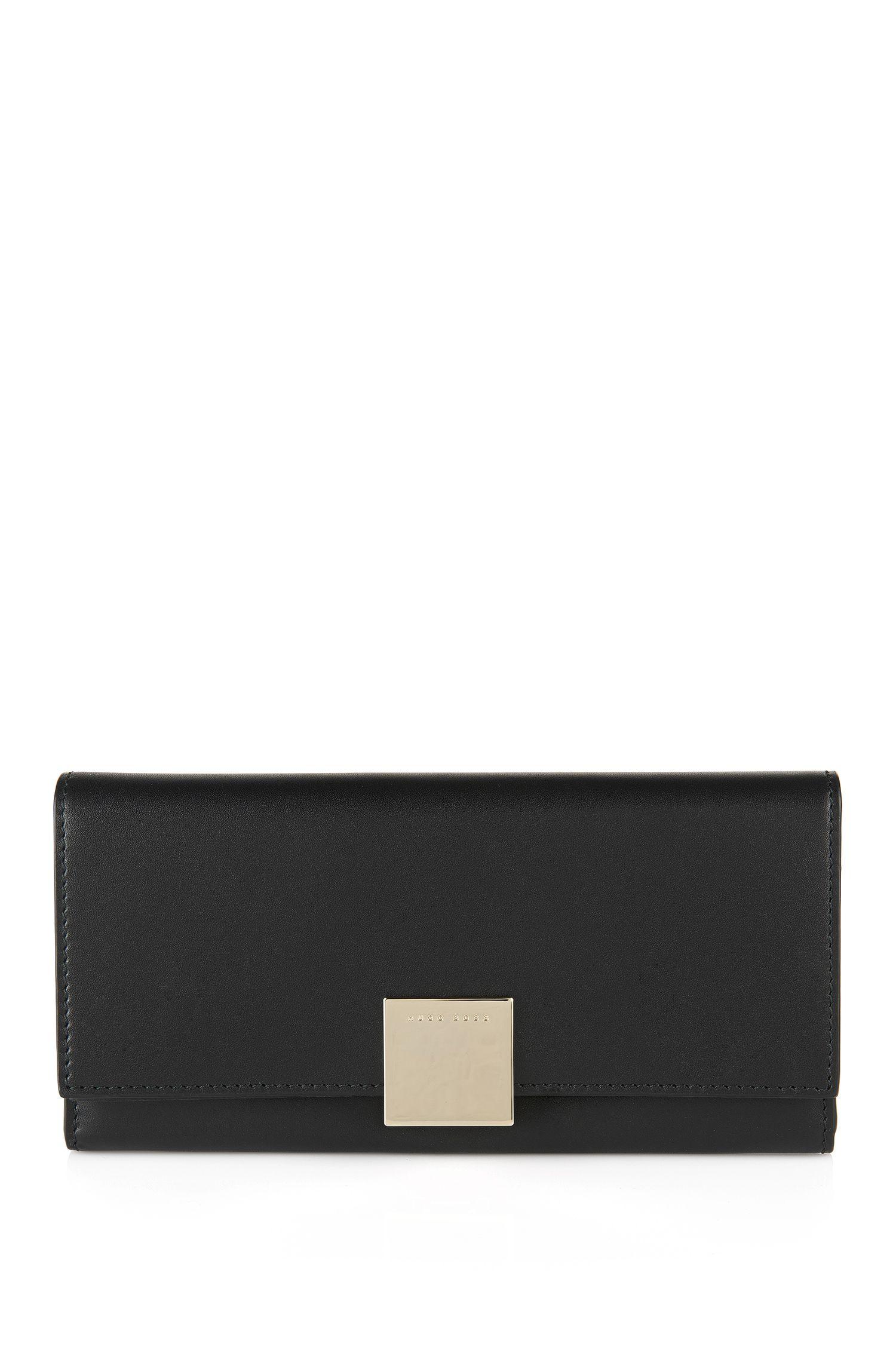 Leather wallet: 'Munich Continental'