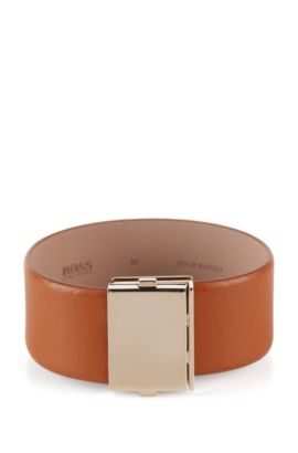 Braccialetto in pelle: 'Romi bracelet', Marrone