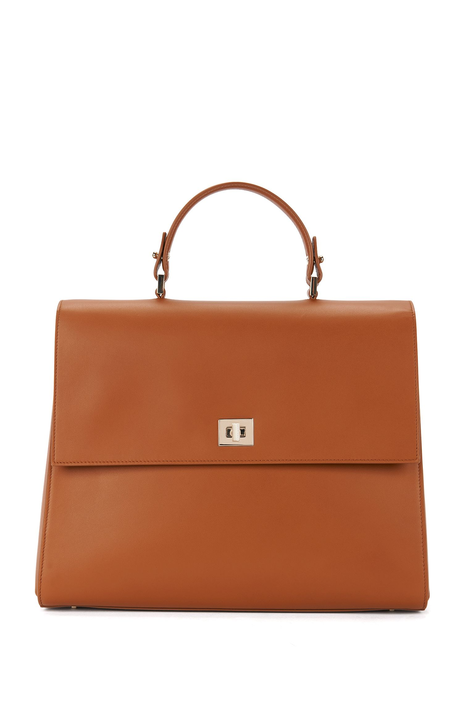 BOSS Bespoke handbag in smooth leather
