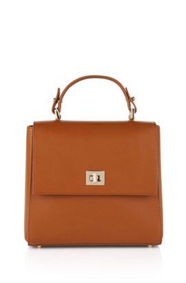 HUGO BOSS Sac à main en cuir lisse : ? Staple Mini Bag-C ? t9ns3F0