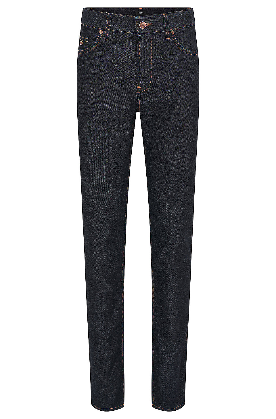 HUGO BOSS Jean Tapered Fit en denim super stretch