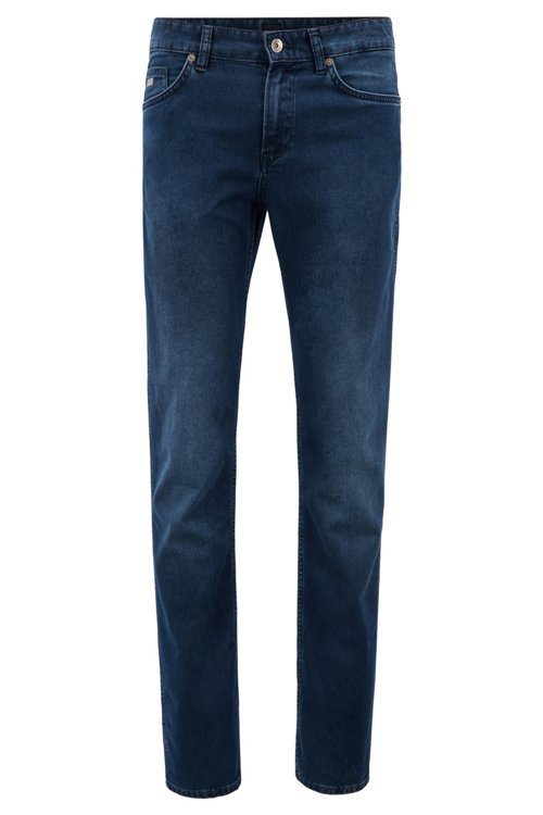Hugo Boss - Vaqueros slim fit en denim elástico - 1