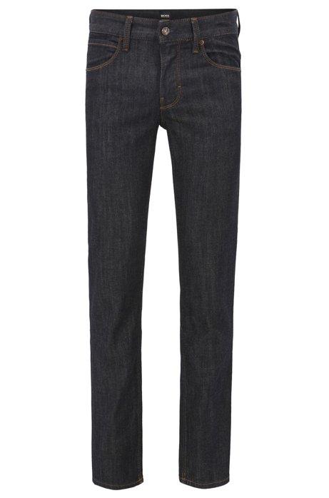 Slim fit jeans in soft stone-washed denim BOSS Exclusive Online Enjoy Cheap Online Outlet Discount Sale JA8C4Lj