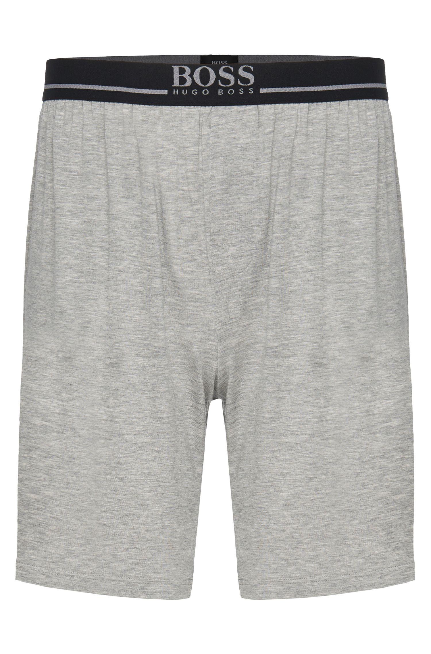 Pantaloncini corti in modal elasticizzato: 'Short Pant EW'