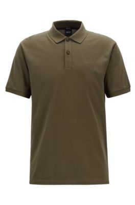30d6f1baf HUGO BOSS | Polo Shirts for Men | Regular Fit & Slim Fit Polos