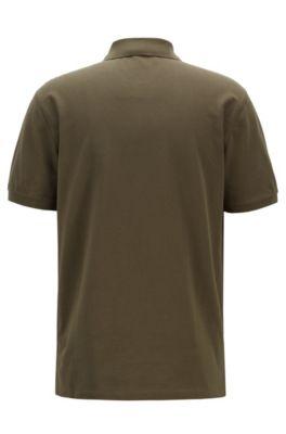 b938f3b3 HUGO BOSS | Polo Shirts for Men | Regular Fit & Slim Fit Polos