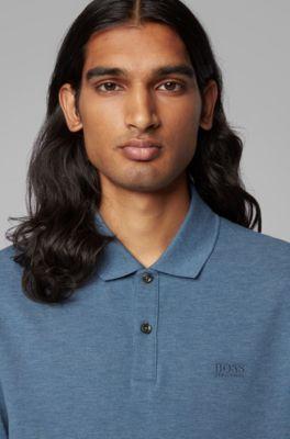 ebf1c251 HUGO BOSS | Polo Shirts for Men | Regular Fit & Slim Fit Polos