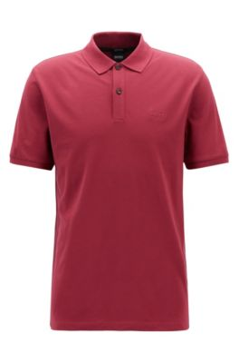 97a606af HUGO BOSS | Polo Shirts for Men | Regular Fit & Slim Fit Polos