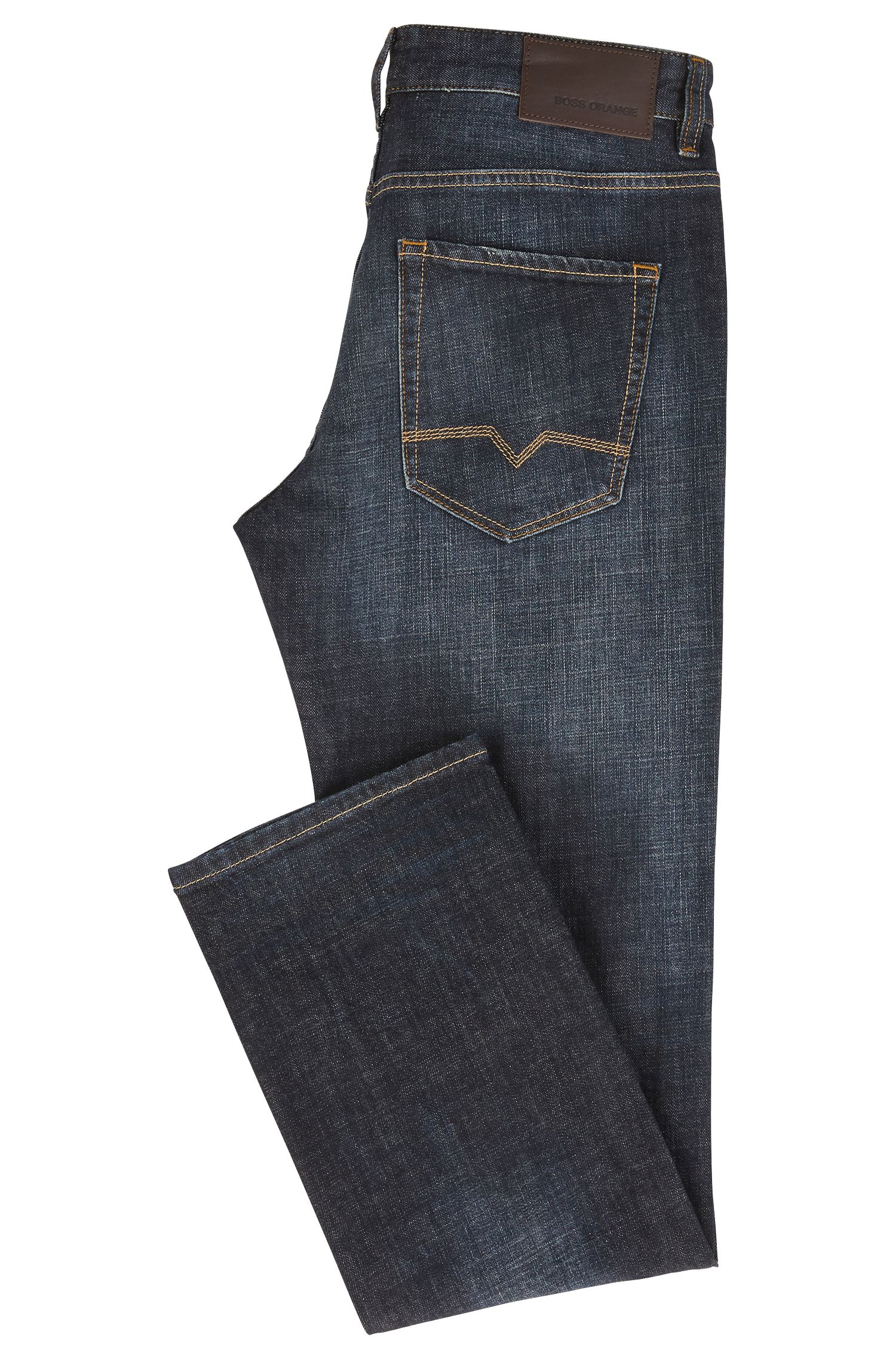 Jeans Regular Fit en doux denim stretch