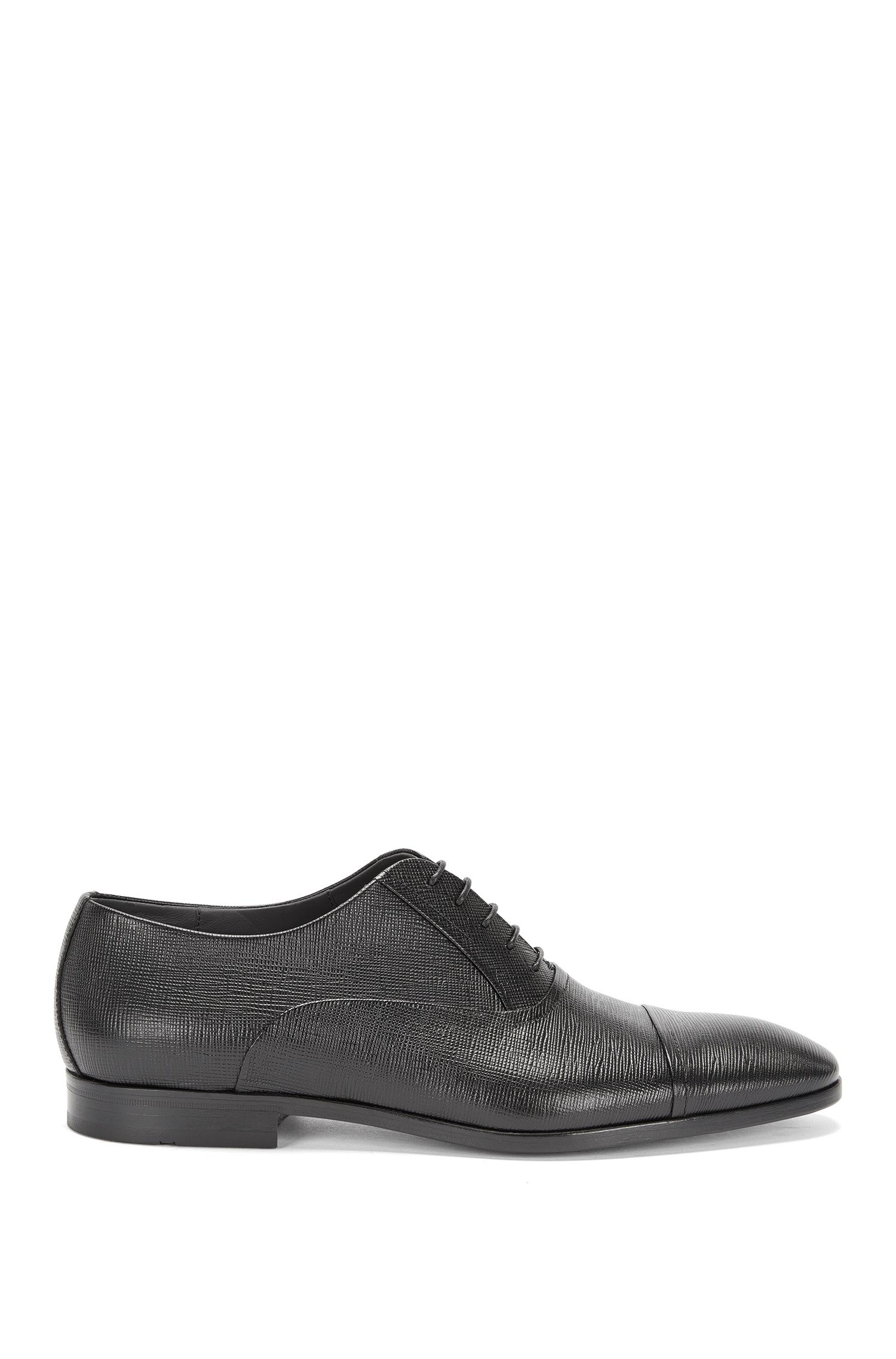 Leather lace-up shoes: 'Eveprin'