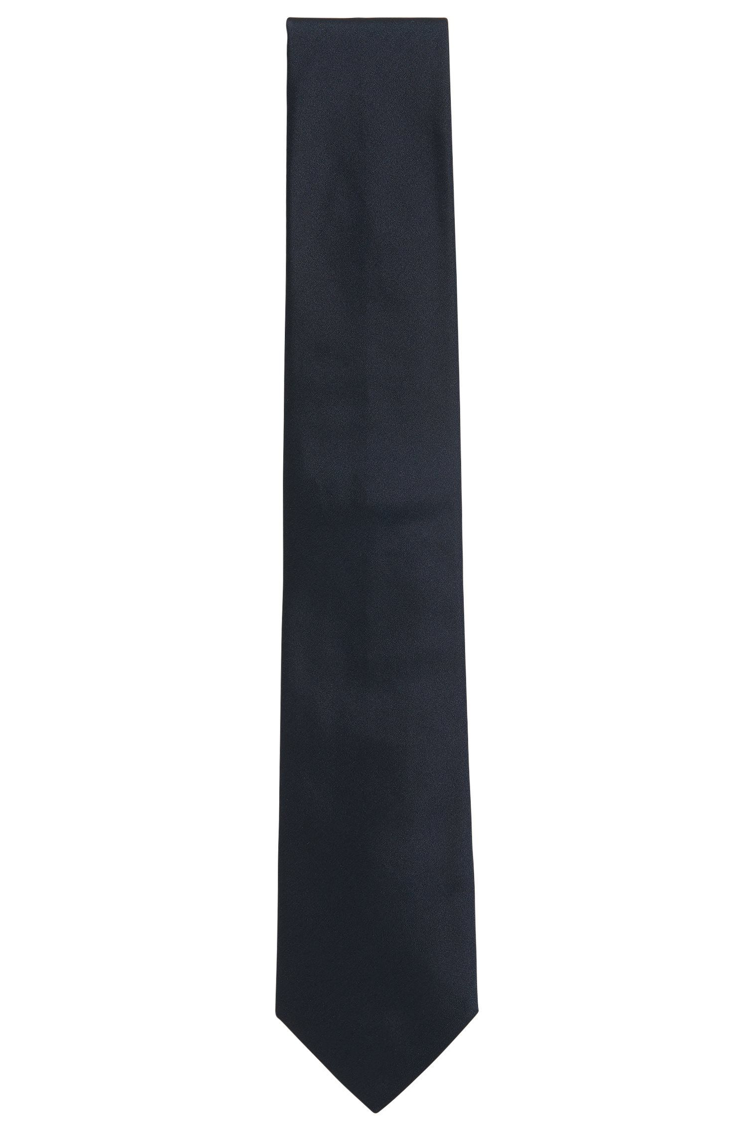 In Italië vervaardigde stropdas van zuiver zijde