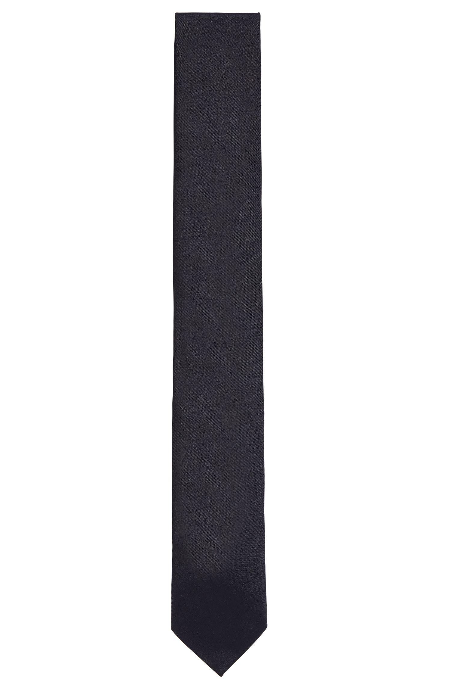 Jacquard-Krawatte aus reiner Seide