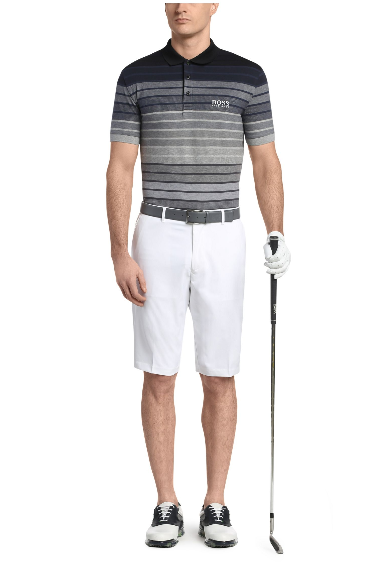 Regular-Fit Golf-Shorts: ´Hayler 8`