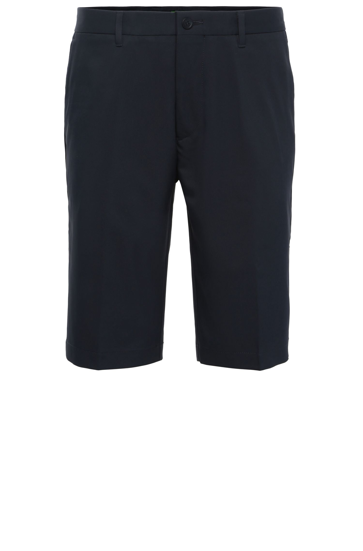 Regular-fit golf shorts: 'Hayler 8'