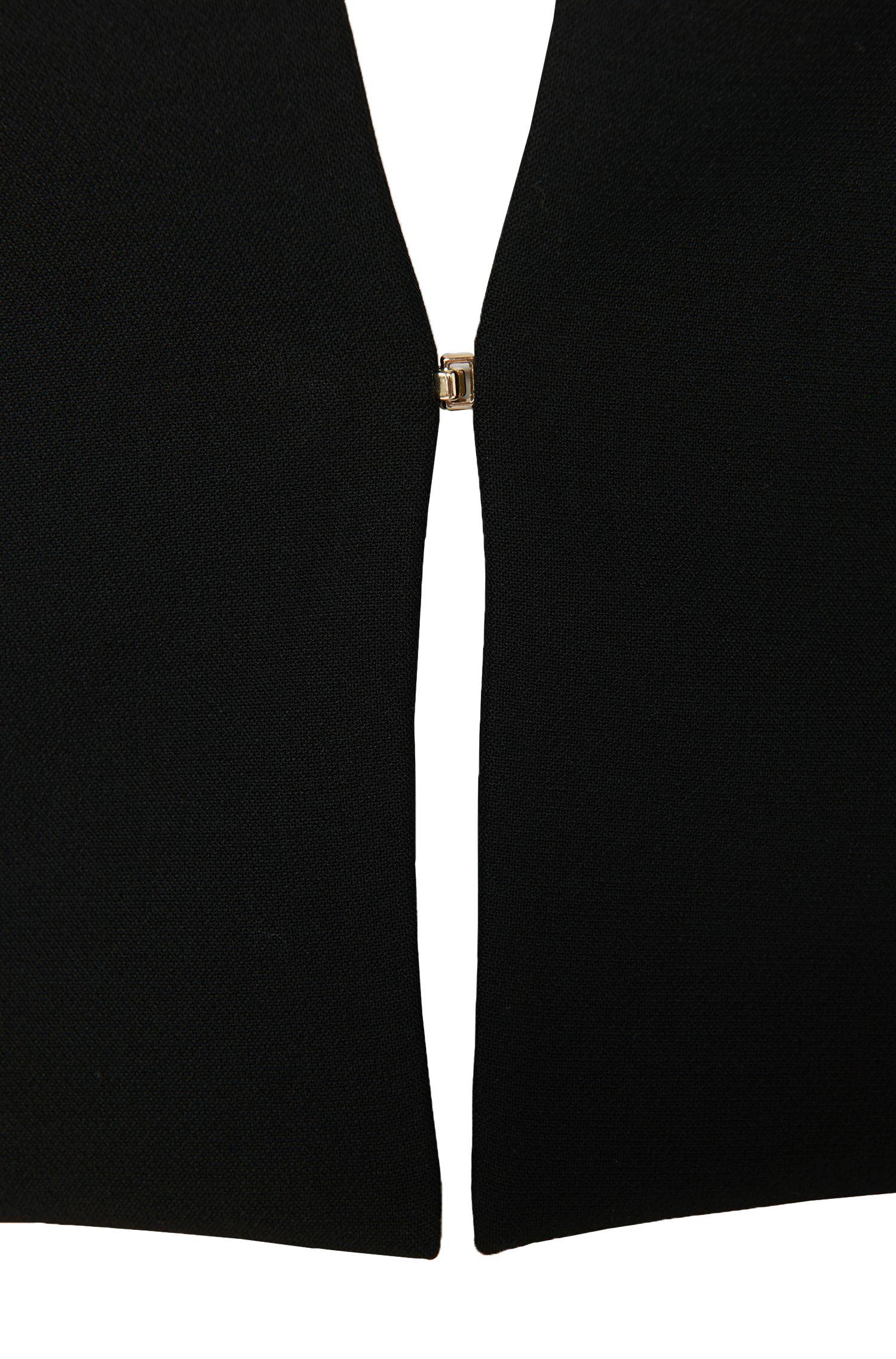 Blazer corto con percentuale di viscosa e cotone: 'Jiopela'