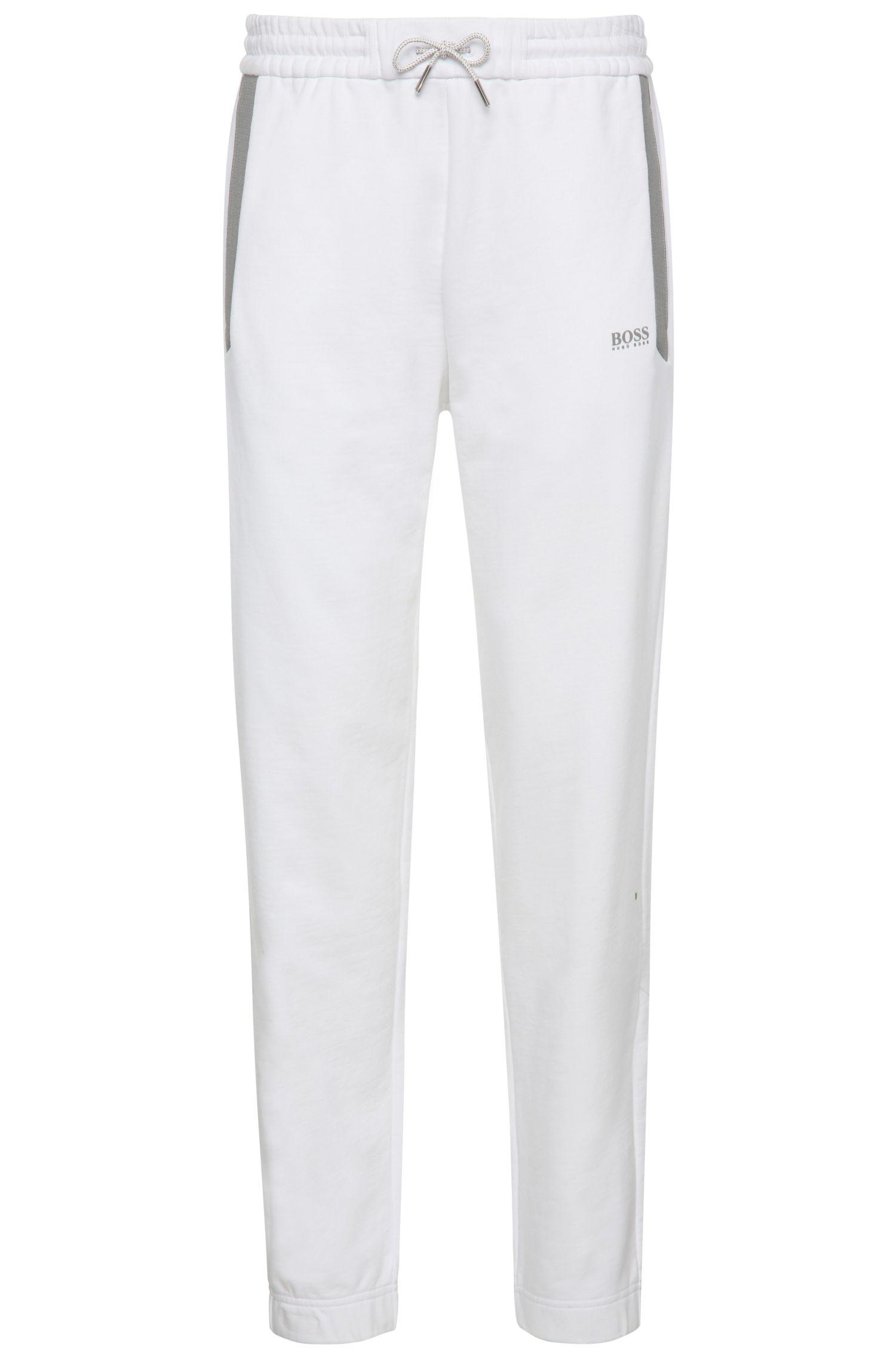 Pantalon de jogging en coton et maille: «Halko»