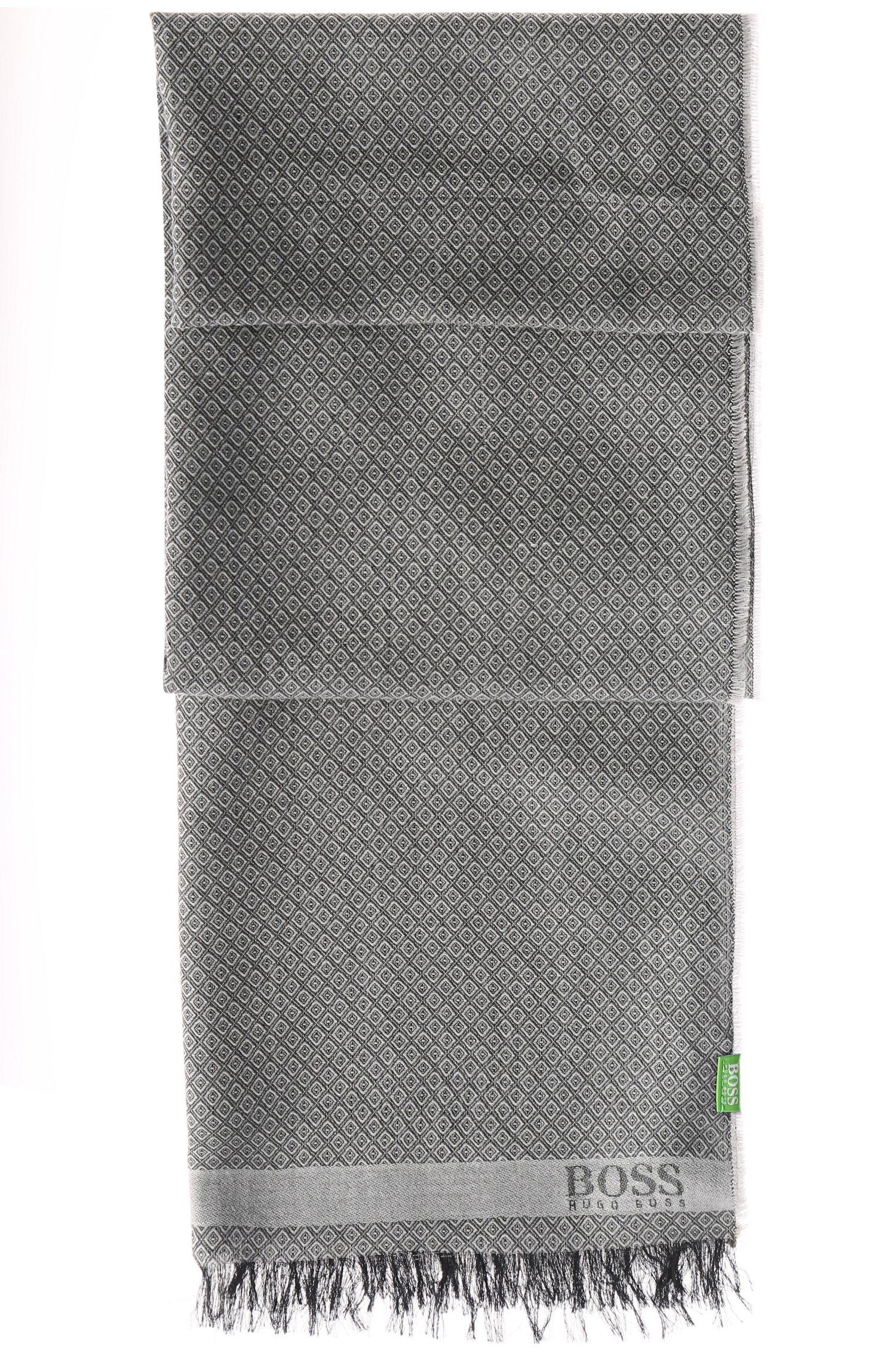 Écharpe en coton et modal: «C-Fanton»