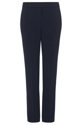 Pantalon Relaxed Fit: «Tiluna1», Bleu foncé