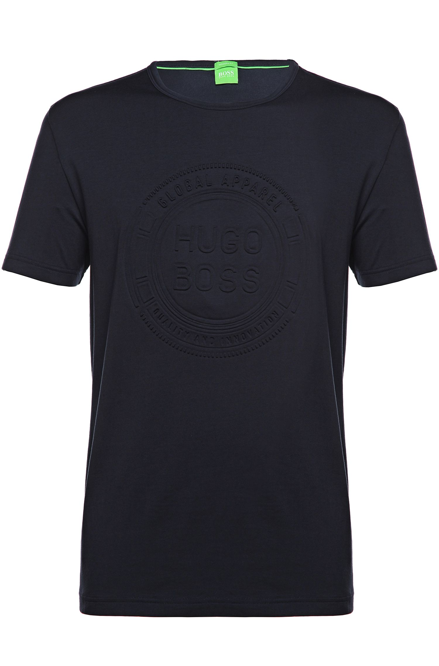 T-shirt in misto cotone: 'Tee 8'