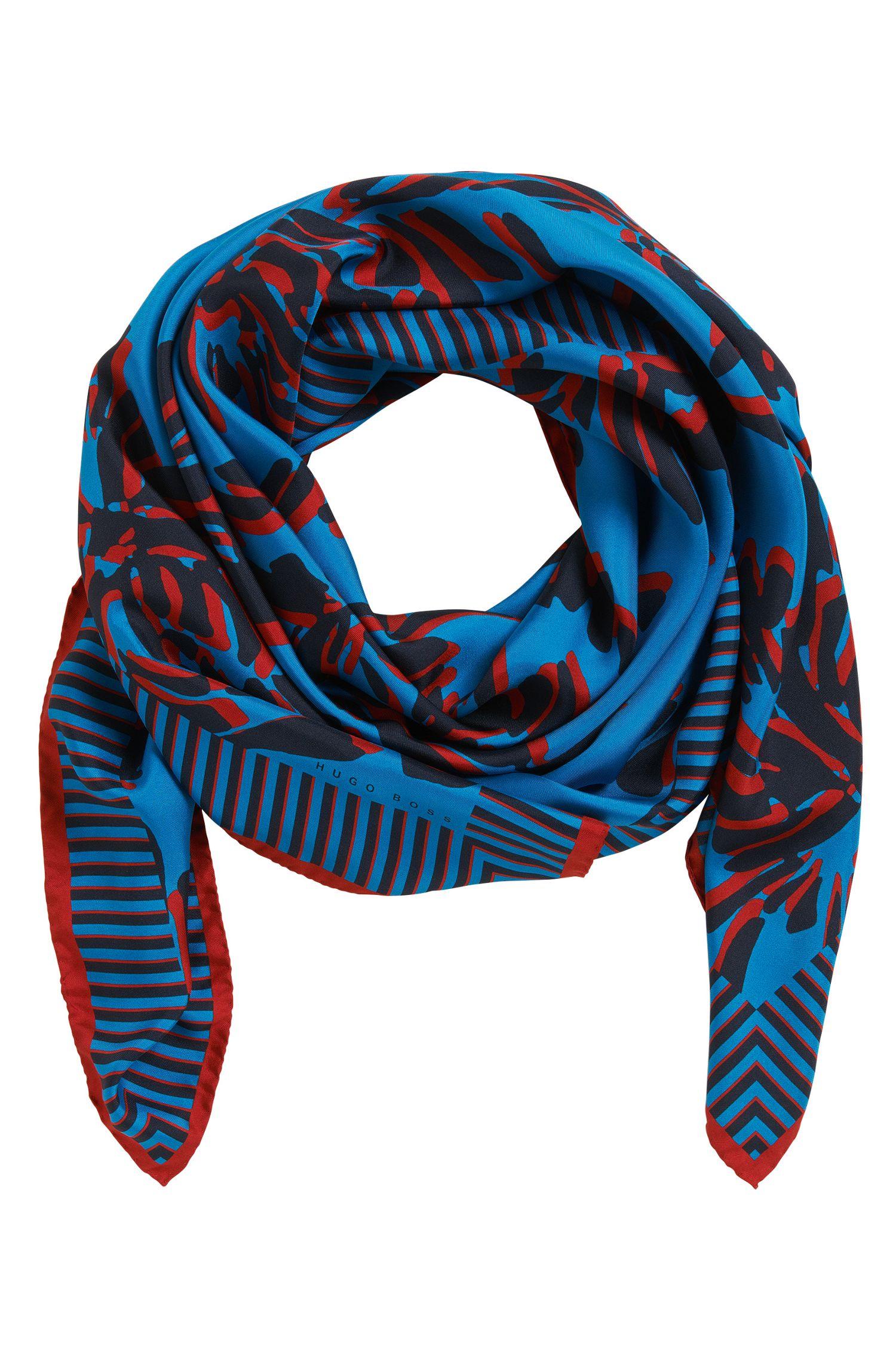 Tuch aus Seide mit Muster. 'Lalexa'