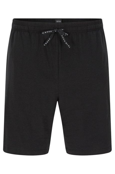 8873c106 Shorts in stretch cotton: 'Short Pant CV', Black