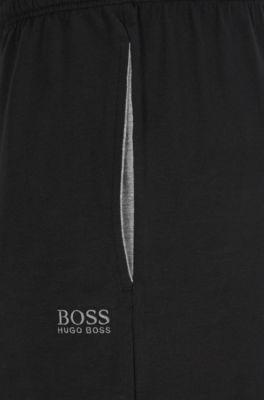 e83238b1f BOSS - Shorts in stretch cotton: 'Short Pant CV'