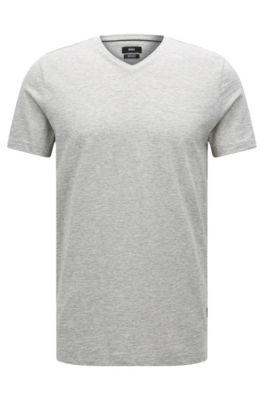 e172e193 Basic T-Shirts for men by HUGO BOSS | Classic cuts