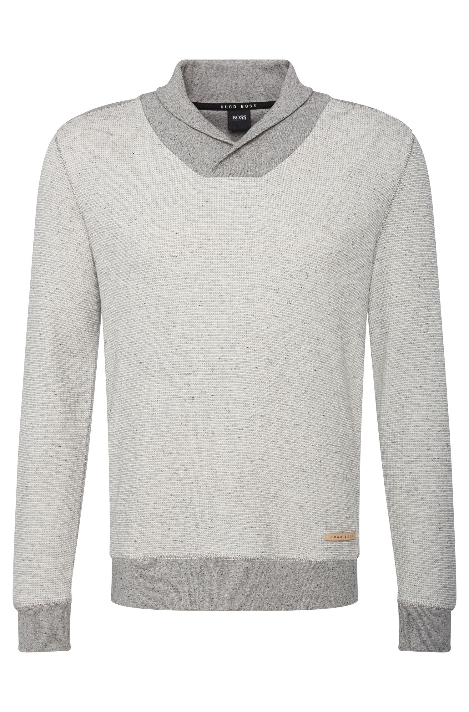 Sweat en coton mélangé : « Sweatshirt »