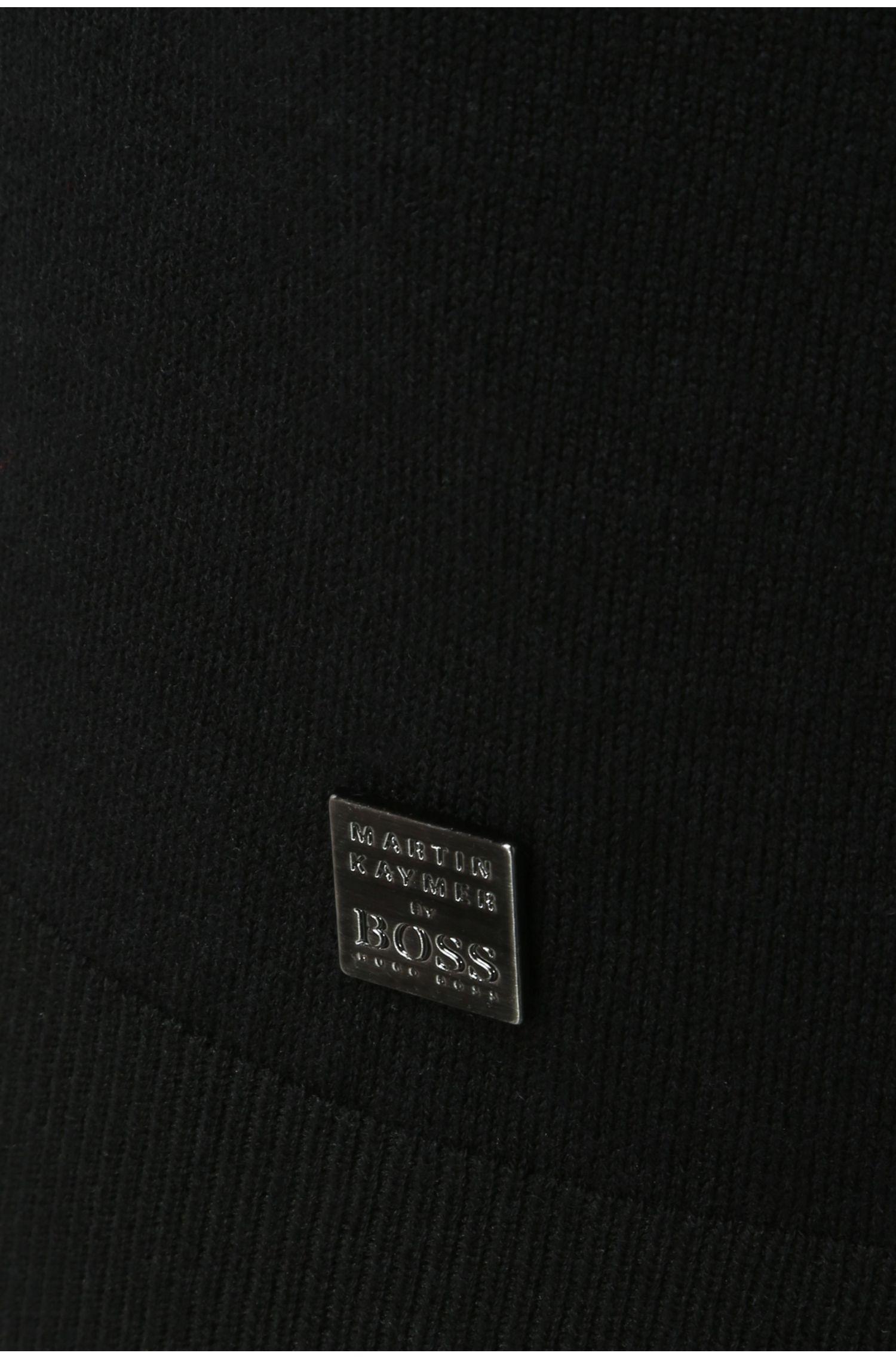 Pull imperméable: «Zayo_MK_SR16», Noir