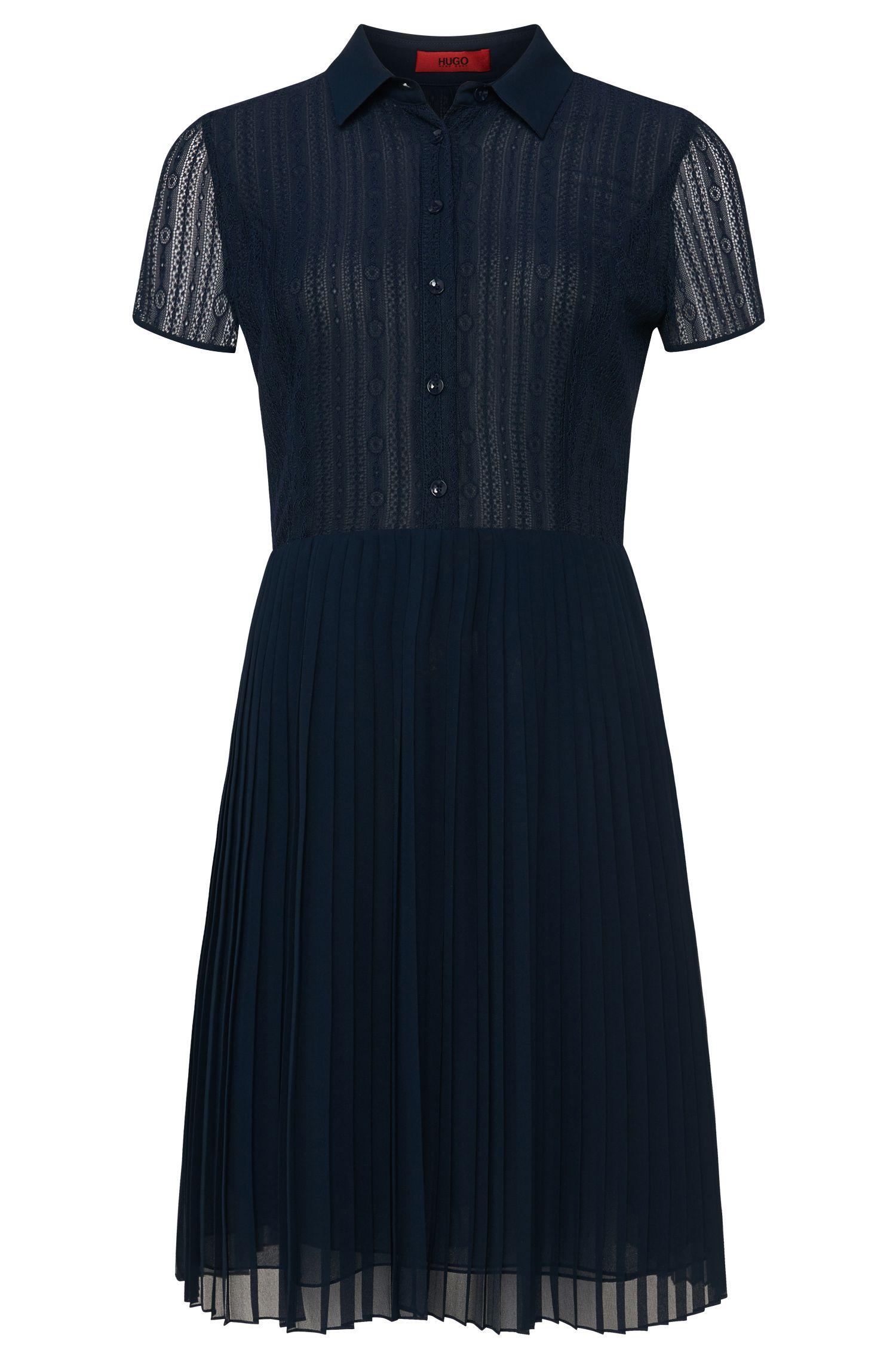 Kleid aus Spitze und Chiffon: 'Kibby-1'