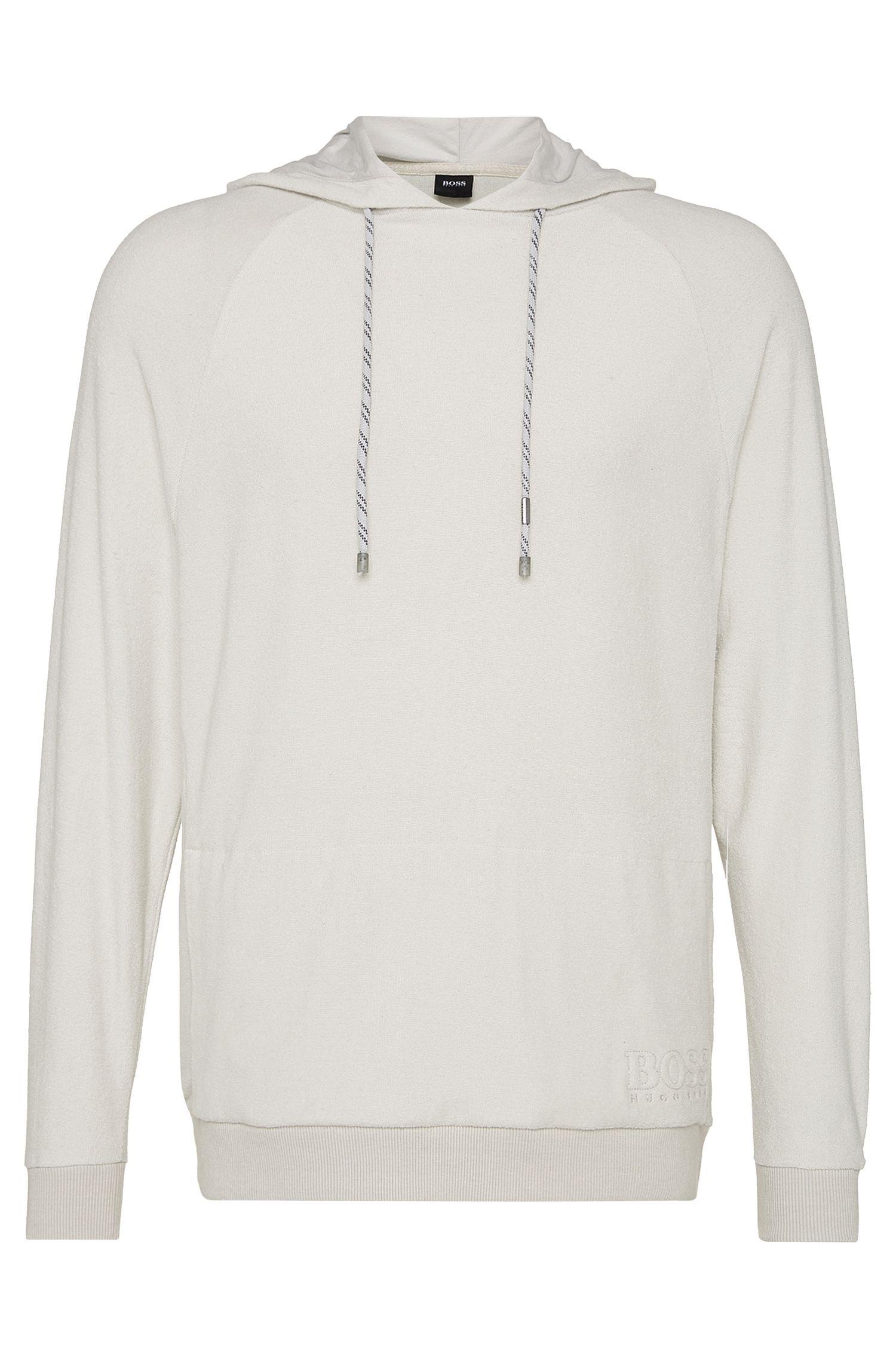 Sweatshirt aus Baumwolle: 'Shirt Hooded LS'