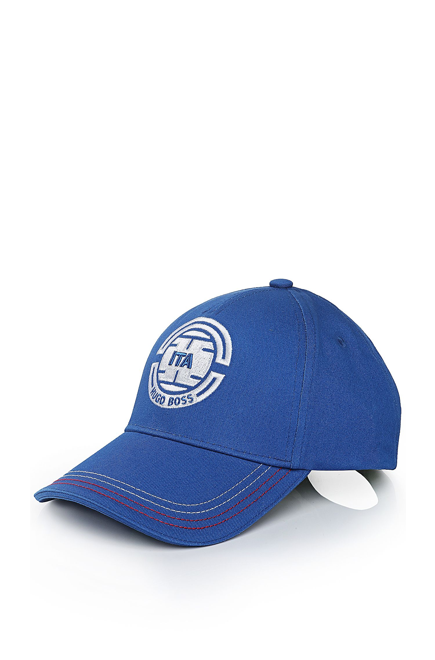 Baseball cap with stitching: 'Cap Flag 2'