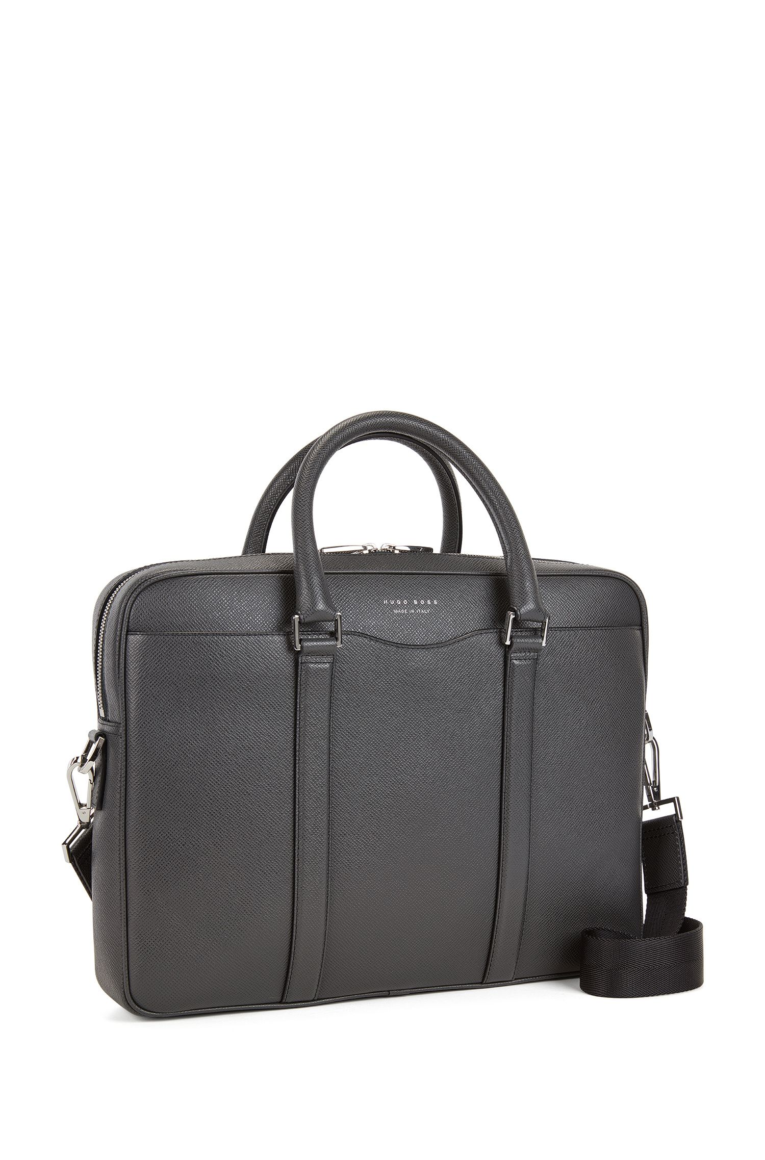 Signature Collection bag in palmellato leather