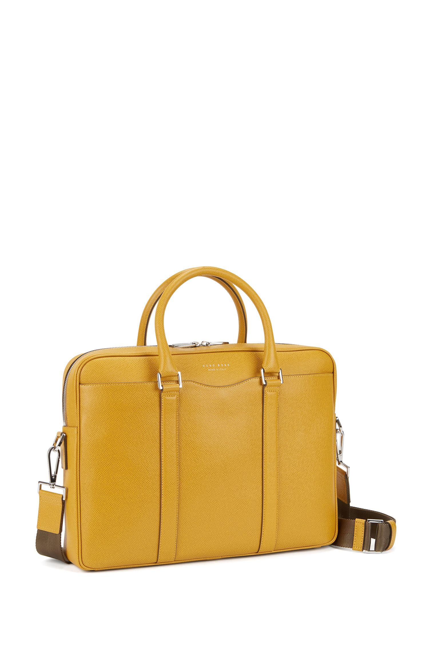 Signature Collection bag in palmellato leather
