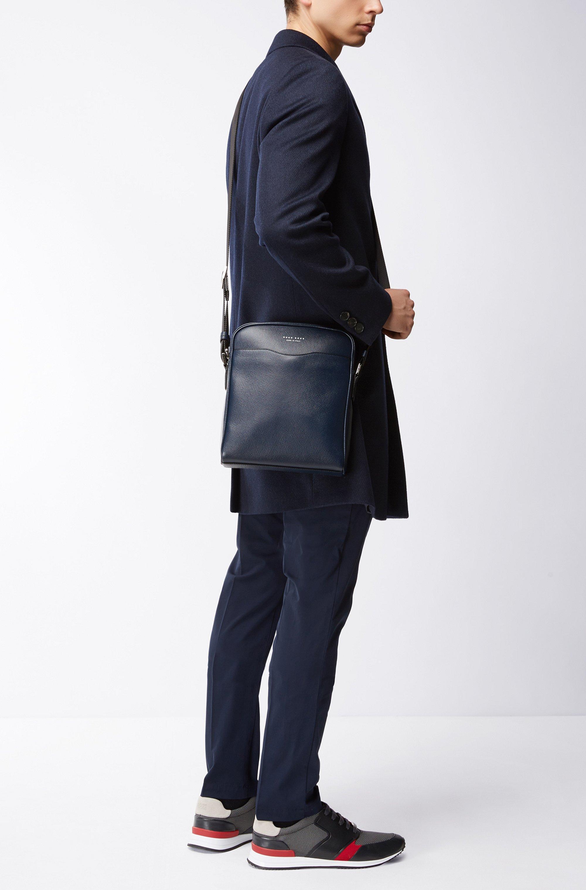 Signature Collection reporter bag in palmellato leather
