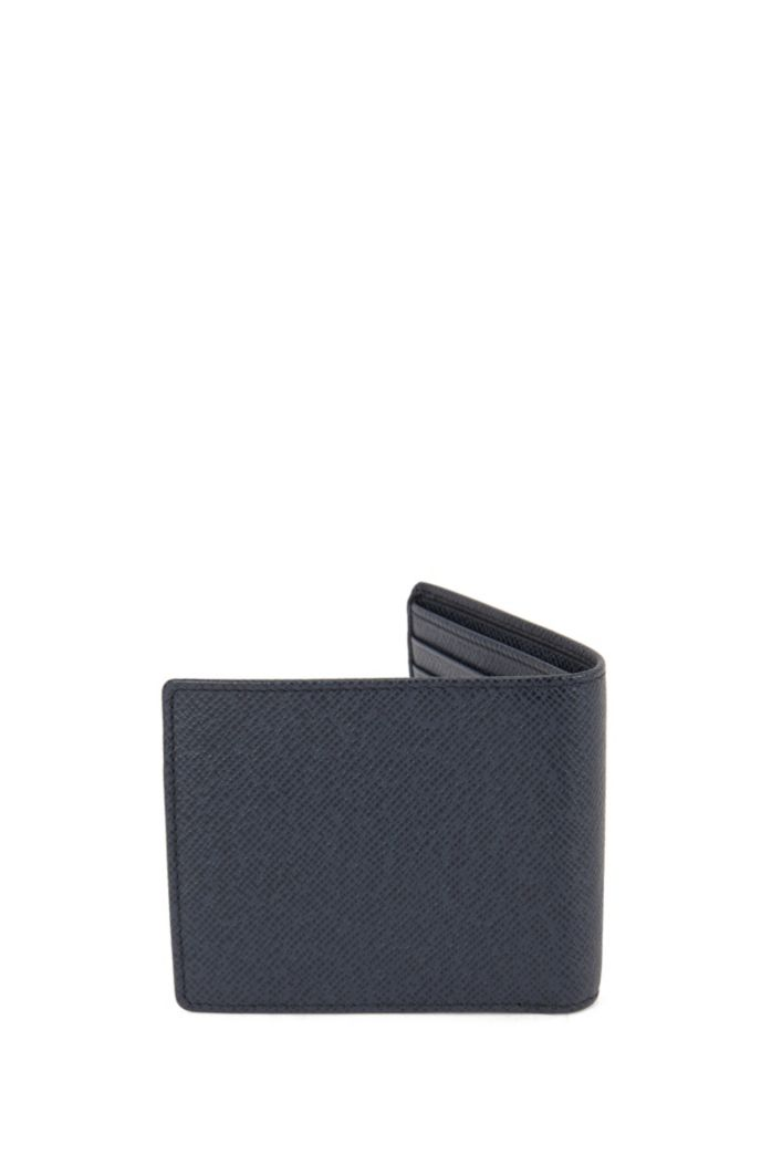 Signature Collection wallet in palmellato leather with coin pocket