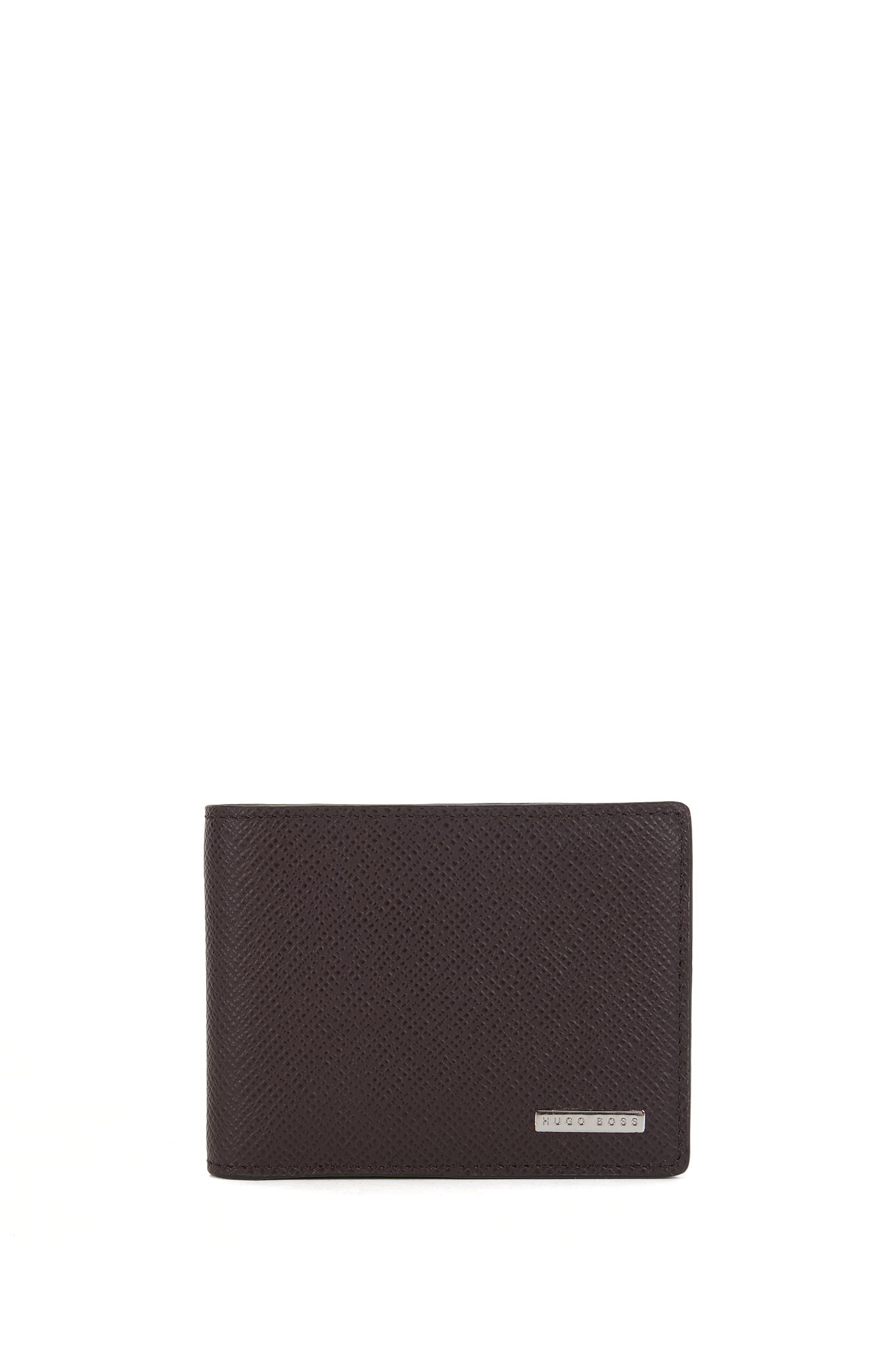 Signature Collection Geldbörse aus Palmellato-Leder