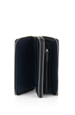 1d9a02f0b49b Wallets and Key Rings by HUGO BOSS | Elegance in details
