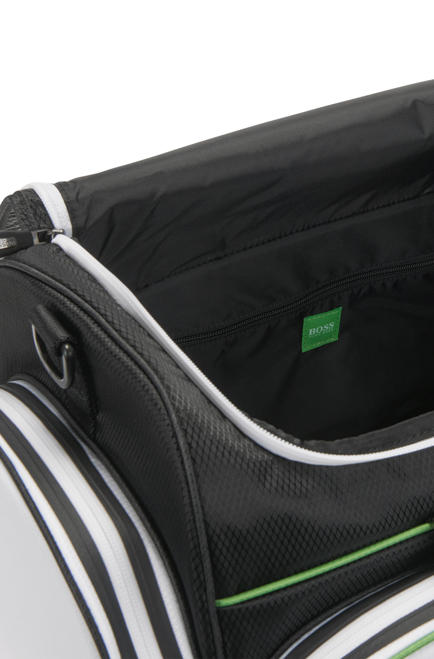 Holdall in lightweight nylon