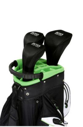 Beschermhoezen voor golfsticks: 'Golf_Covers', Zwart
