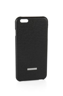 Smartphone cover for the iPhone 6 Plus: 'Signature_ Phone', Black