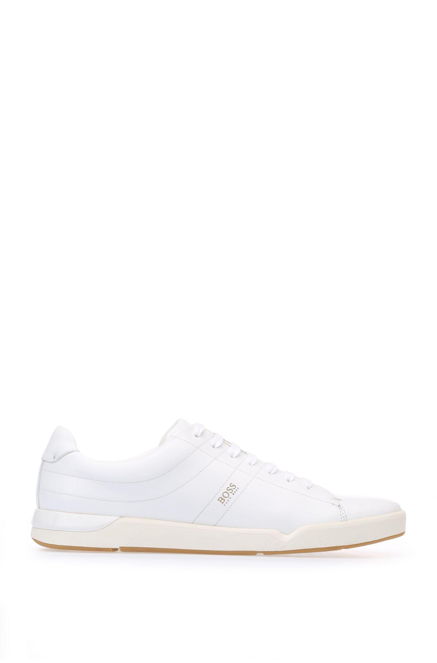 Sneakers aus glattem Leder: Stillnes_Tenn_ltpl