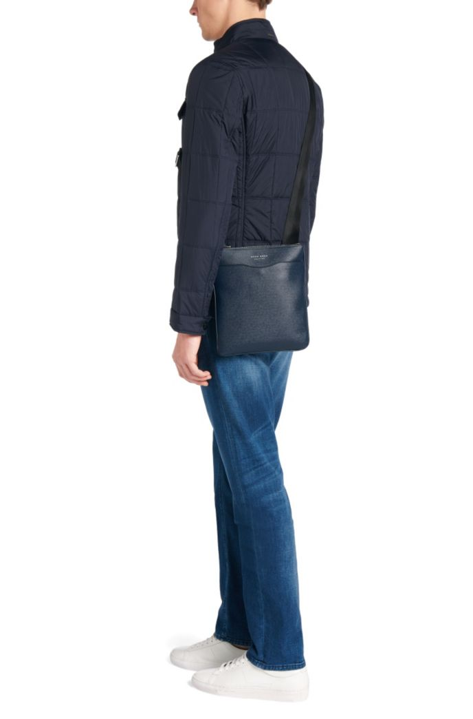 Signature Collection crossbody envelope bag in palmellato leather