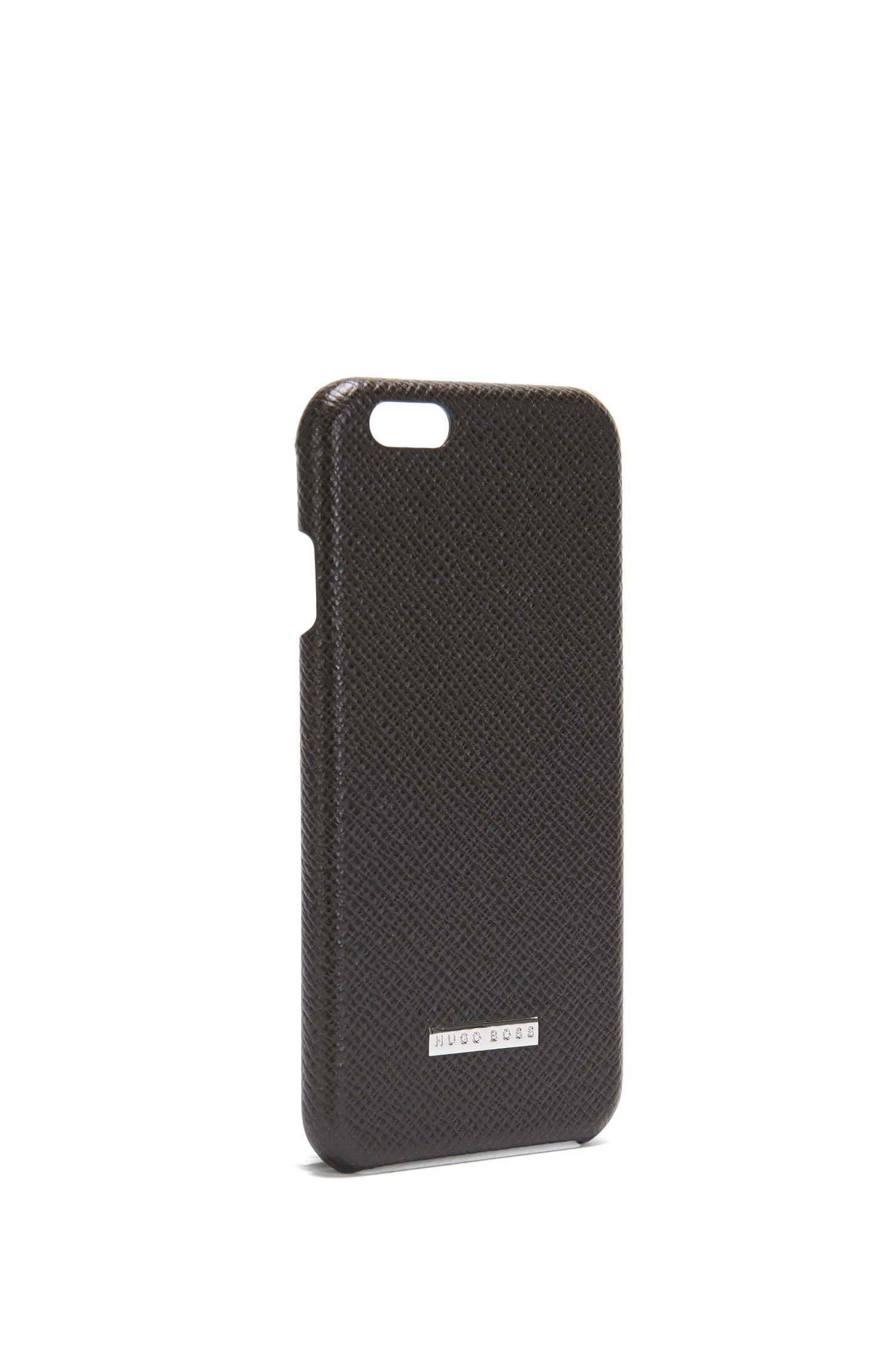 Signature Collection smartphone cover in palmellato leather