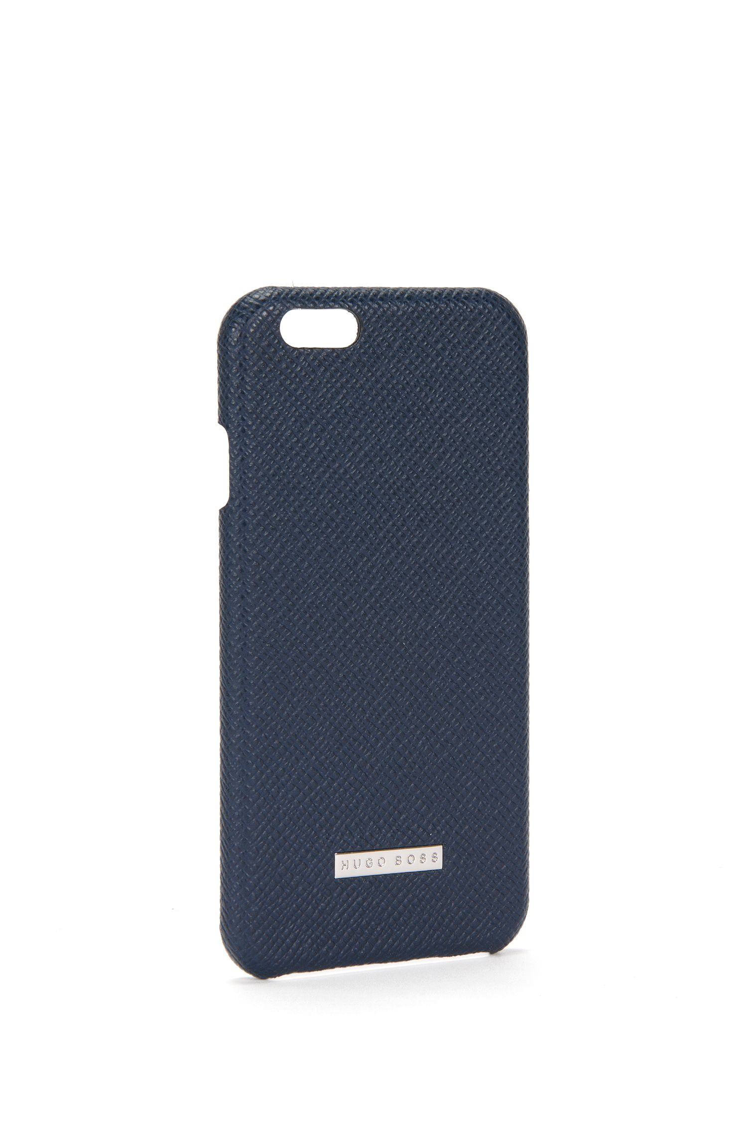 Signature Collection smartphone cover in palmellato leather