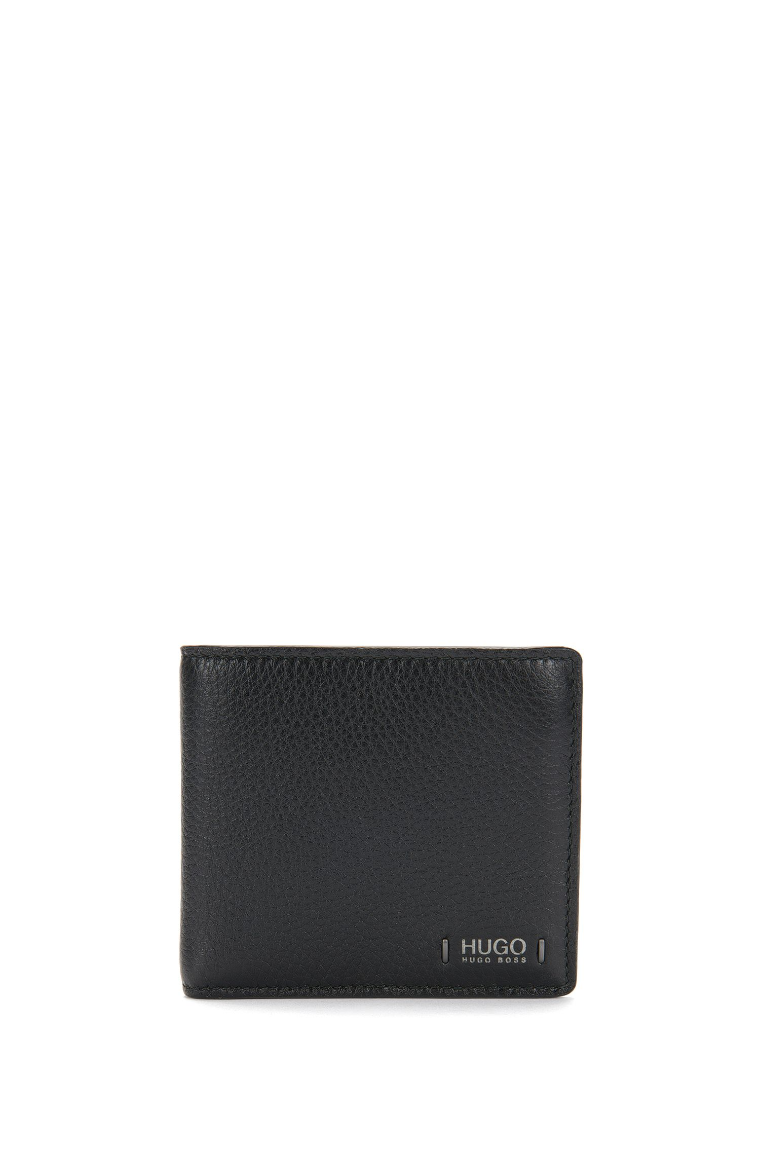 Wallet in textured leather: 'Element_8 cc'