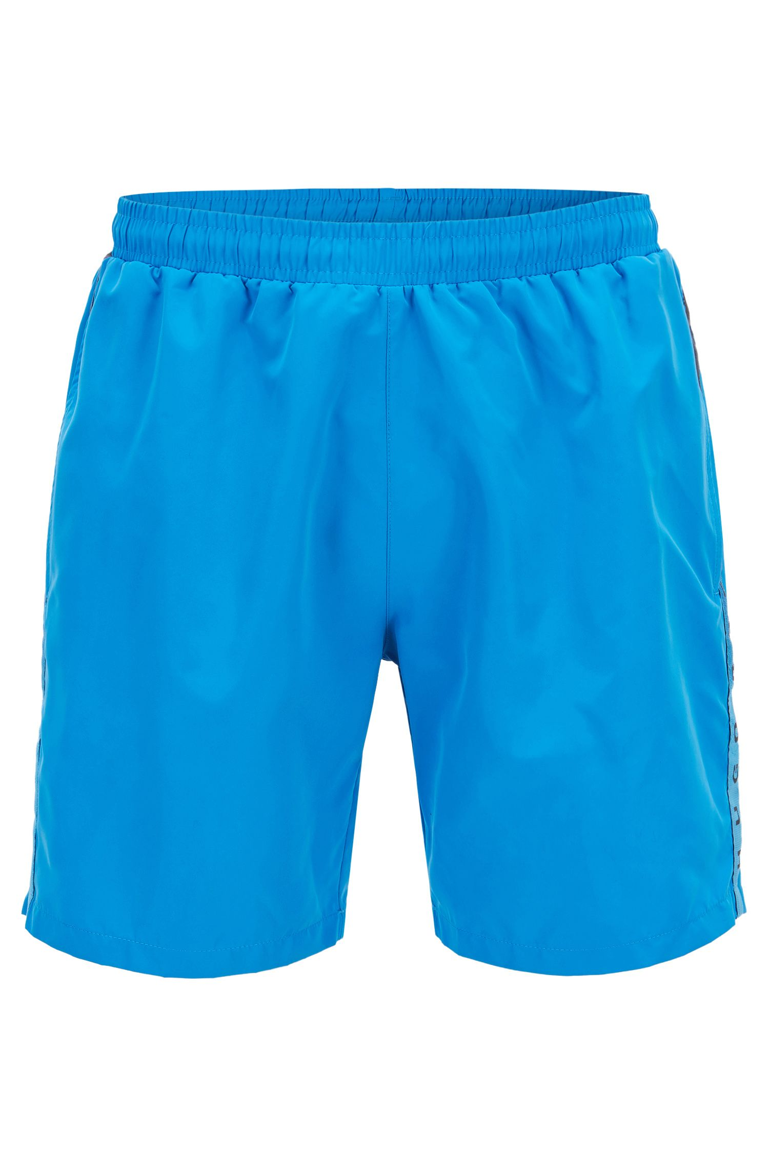 Swim shorts in quick-drying technical fabric